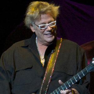 Guitarist Leslie West - age: 71
