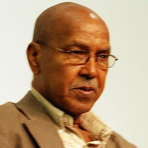 Novelist Nuruddin Farah - age: 75