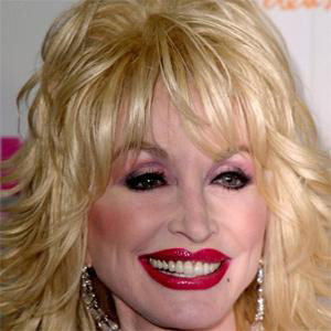 Country Singer Dolly Parton - age: 74