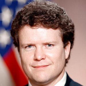 Politician Jim Webb - age: 74
