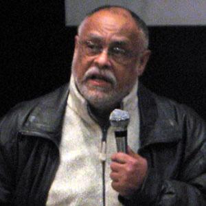Director Haile Gerima - age: 74