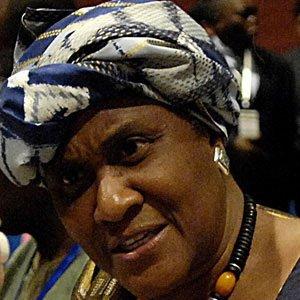 Politician Olubanke King Akerele - age: 74