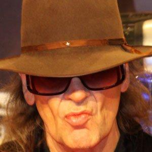 Rock Singer Udo Lindenberg - age: 74