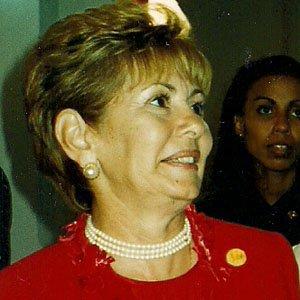 World Leader Mireya Moscoso - age: 70