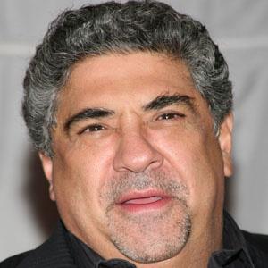 TV Actor Vincent Pastore - age: 70