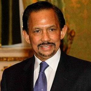 Royalty Hassanal Bolkiah - age: 74