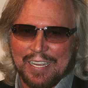 Rock Singer Barry Gibb - age: 74