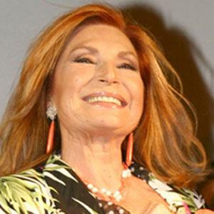 Pop Singer Rocio Jurado - age: 59