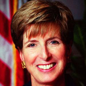 Politician Christine Todd Whitman - age: 74