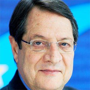 World Leader Nicos Anastasiades - age: 74