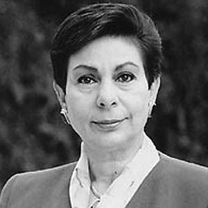 Politician Hanan Ashrawi - age: 74