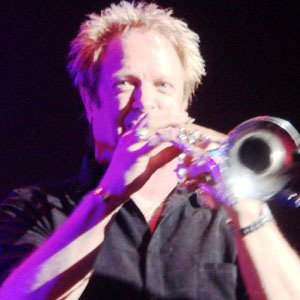 Trumpet Player Lee Loughnane - age: 70