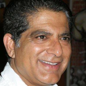 Self-Help Author Deepak Chopra - age: 70