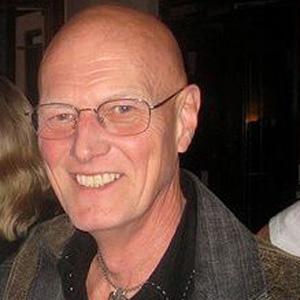 Drummer Chris Slade - age: 74