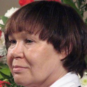 Poet Viivi Luik - age: 70