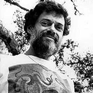 Philosopher Terence McKenna - age: 53