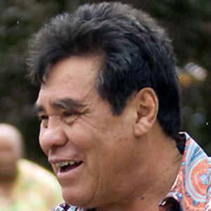 Boxer Ruben Olivares - age: 74