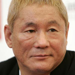 Movie Actor Kitano Takeshi - age: 74