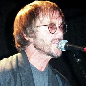 Rock Singer Warren Zevon - age: 56