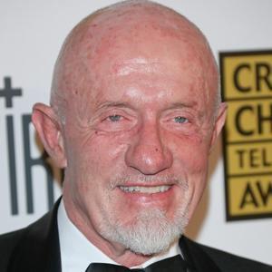 TV Actor Jonathan Banks - age: 73