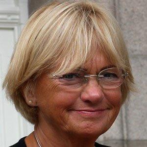 Politician Pia Kjaersgaard - age: 70