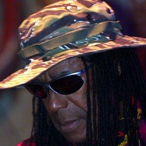 Guitarist Junior Murvin - age: 73