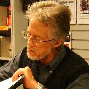Novelist Stephen R. Donaldson - age: 74