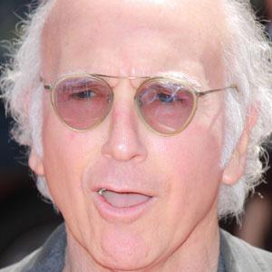 TV Producer Larry David - age: 69