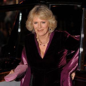 Royalty Camilla Parker Bowles - age: 73