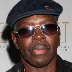 Rapper Larry Platt - age: 69