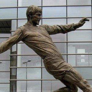 Soccer Player Emlyn Hughes - age: 57