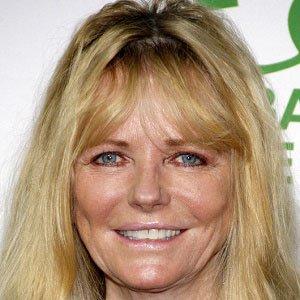 model Cheryl Tiegs - age: 73