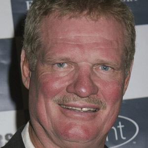 Football player Ted Hendricks - age: 73