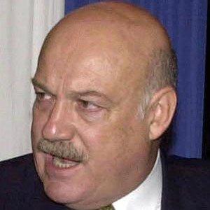 Politician Luis Gonzalez-Macchi - age: 73