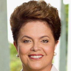 Politician Dilma Rousseff - age: 69