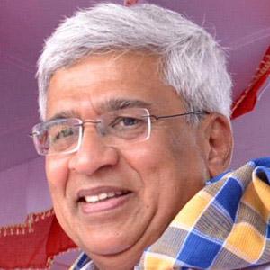 Politician Prakash Karat - age: 72