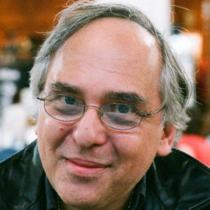 Cartoonist Art Spiegelman - age: 72