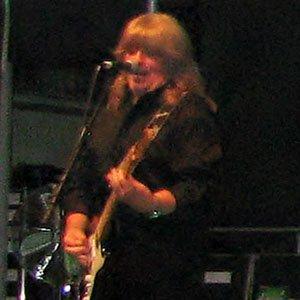 Bassist Steve Priest - age: 69