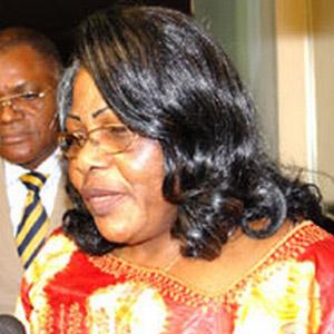 Doctor Helene Mambu-Ma-Disu - age: 72