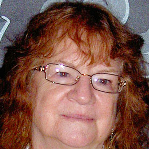 Novelist Patricia Mckillip - age: 72