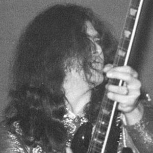 Guitarist Michael Bruce - age: 72