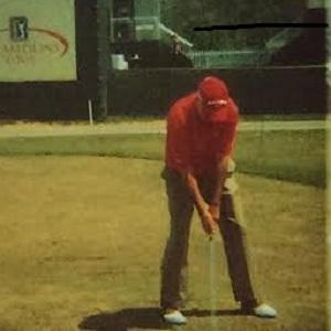 Golfer Allen Doyle - age: 72