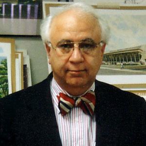 Architect Hisham N. Ashkouri - age: 72