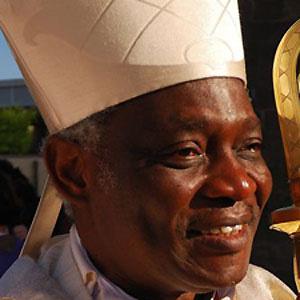 Religious Leader Peter Turkson - age: 72
