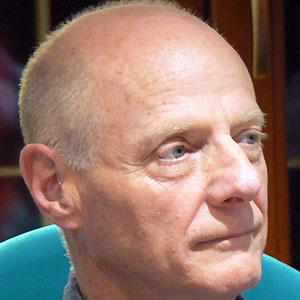 Novelist Jonathan Carroll - age: 71