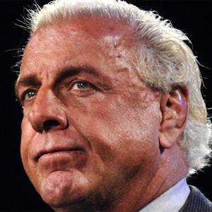 Wrestler Ric Flair - age: 68