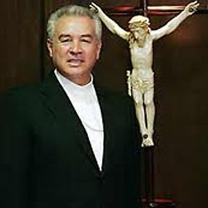 Religious Leader Francisco Robles Ortega - age: 68