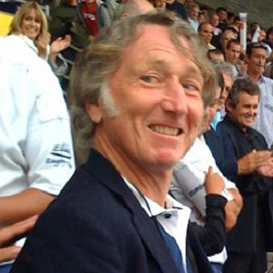 Rugby Player JPR Williams - age: 71