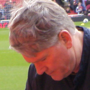 Soccer Player Pat Rice - age: 71