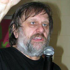 Philosopher Slavoj Zizek - age: 71